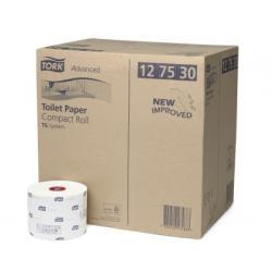 Papier toaletowy do dozowania z automatyczną zmianą rolek Tork Advanced biały...