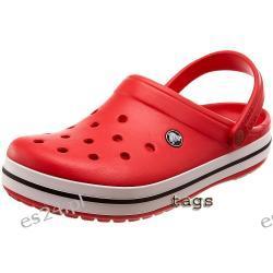 Crocs crocband red M5/W7 38/39