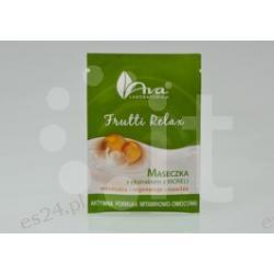 Frutti Relax - Maseczka z ekstraktem z moreli, saszetka 7ml
