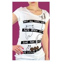 Biały t-shirt lato 2012 koszulka bawełna