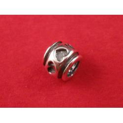 e-prezencik Koralik charms serduszko srebro 925