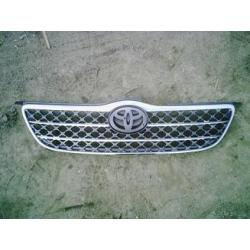 Atrapa przednia do Toyota Corolla 2001-2003