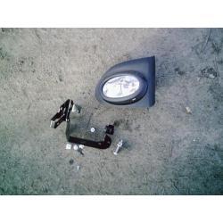 Halogen lewy Honda Civic 3/5-D HB(EU) 2001-2003