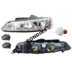Lampa lewa do Peugeot 406 1999-2004