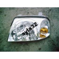 Lampa lewa Hyundai Atos Prime 2004-2007