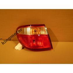 Lampa tylna lewa zewnętrzna Nissan Almera 00-02