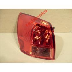 Lampa tylna lewa zewnętrzna Nissan Qashqai 07-08