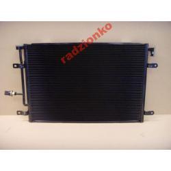 Chłodnica klimatyzacji Audi A4 2005-2007