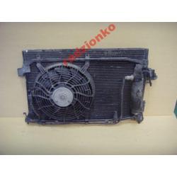 Chłodnica klimatyzacji i wentylator Land Rover Lampy przednie