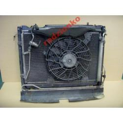 Chłodnica klimatyzacji Suzuki Grand Vitara 01-05