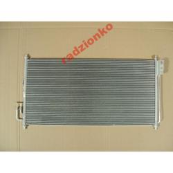 Chłodnica klimatyzacji(skraplacz)do Nissan Murano Zderzaki