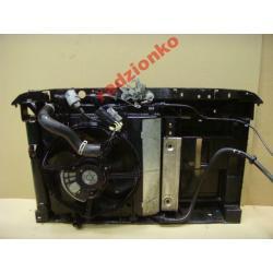 Komplet chłodnic z wentylatorem Citroen C2 2003-