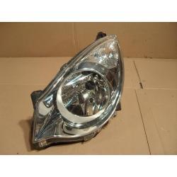 Reflektor lewy Opel Agila 2008-