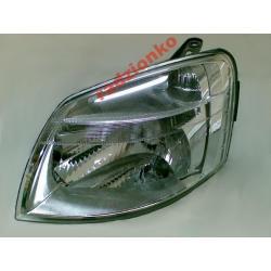 Reflektor lewy Peugeot Partner 2002-2008