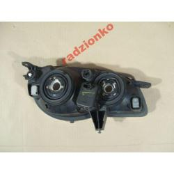 Reflektor lewy Toyota Corolla 2000-2002