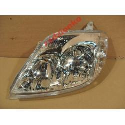 Reflektor lewy Toyota Corolla SDN/KOMBI 2002-2006