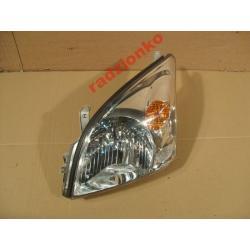 Reflektor lewy Toyota Land Cruiser 2003-2006