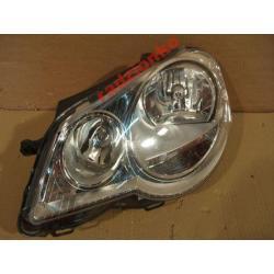 Reflektor lewy Volkswagen Polo 2005-