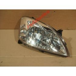 Reflektor prawy Toyota Corolla HB 2002-2004