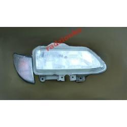 Reflektor prawy z migaczem Renault Espace 1999-