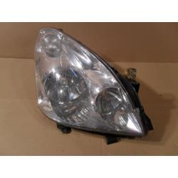 Reflektor prawy Toyota Corolla Verso 2004-...