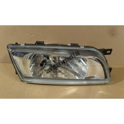 Reflektor prawy Nissan Almera 1998- Lampy przednie