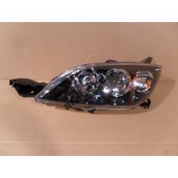 Reflektor lewy Mazda 3 HB 2003-2007 Lampy przednie