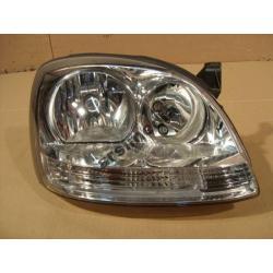 Reflektor prawy Nissan Almera Tino 2001-