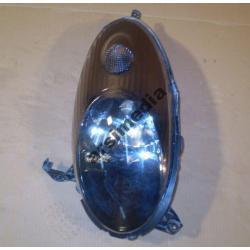 Reflektor prawy Nissan Micra K12 2003-2006