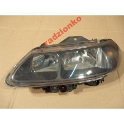 Reflektor lewy Renault Laguna I 1999-2000 Zderzaki