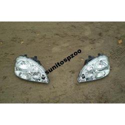 Komplet lamp przednich Chevrolet Lacetti 2003-2006