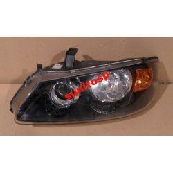 Reflektor lewy Nissan Almera N16 2002-2004 Zderzaki