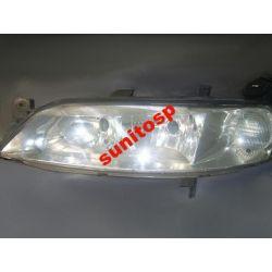 Reflektor lewy Opel Vectra 1999-2003 Halogeny
