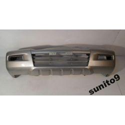 Zderzak przedni Mitsubishi L200 2001- Lampy przednie