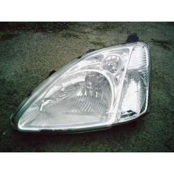 Reflektor lewy Honda Civic 3/5 D HB rok 2001-2003