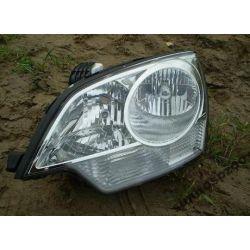 Reflektor lewy Opel Antara 2007-