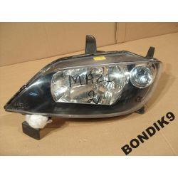 Reflektor lewy Mazda 2 2003-2007