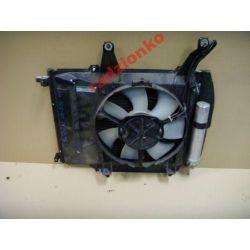 Chłodnica klimatyzacji i wentylator Suzuki Ignis
