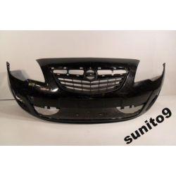 Zderzak przedni Opel Meriva B 2010- Lampy przednie