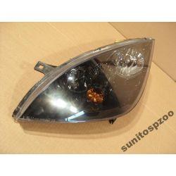 Reflektor lewy Mitsubishi Colt 2004-2007