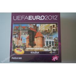 EURO2012 puzzle 500 Gdańsk