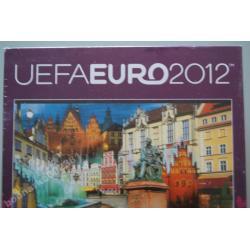 EURO2012 puzzle  500 Wrocław