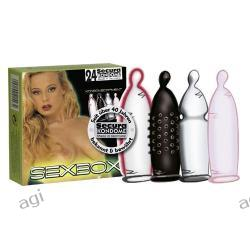 Secura Sexbox 24 pcs