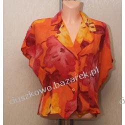 Kolorowa letnia zwiewna bluzeczka