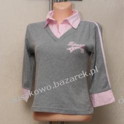 Sportowa bluzka młodziezowa