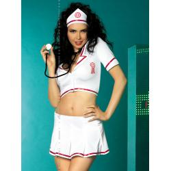Obsessive Emergency Skirty Set kostium...