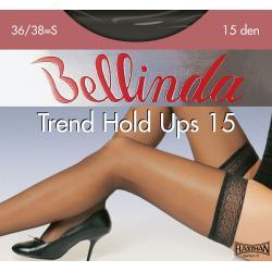 Pończochy Trend Hold Ups 15 Den BE260253...