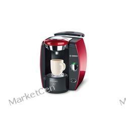 BOSCH Ekspres do kawy Tassimo TAS4213 czerwony/antracytowy