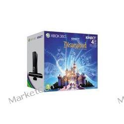 MICROSOFT Konsola Xbox 360 S - 4 GB + sensor Kinect + gra Disneyland Adventure [XBOX360]