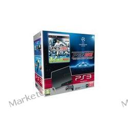 SONY COMPUTER Konsola PlayStation3 Slim 320 GB + PES 2012 [PlayStation3]